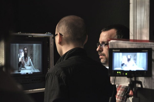 Les réalisateurs derrière leur combo