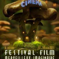4e édition du Festival du Film Merveilleux et Imaginaire - du 27 au 29 juin