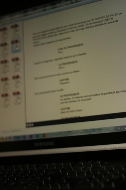 Scenario en PDF