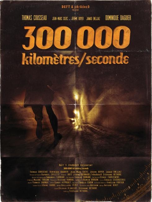 Affiche 300000kms
