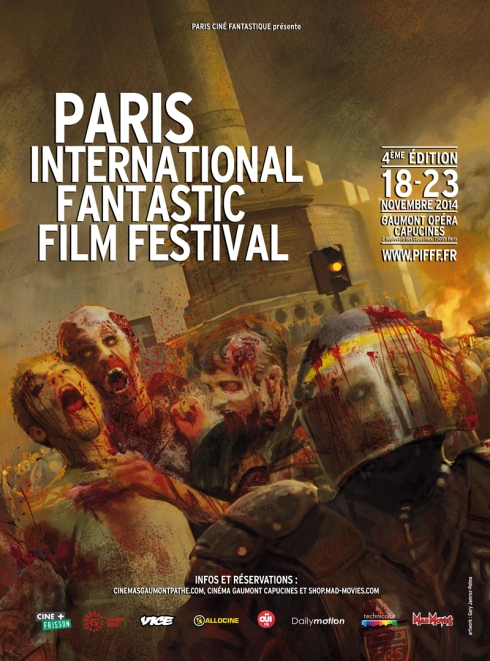 Affiche PIFFF 2014