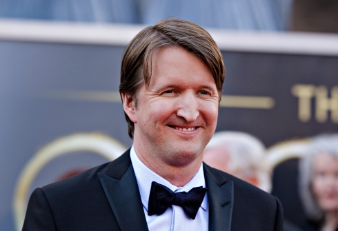 "Director Tom Hooper of the film ""Les Miserables"" arrives at the 85th Academy Awards in Hollywood"